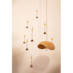 Teenta turquoise pastel jade