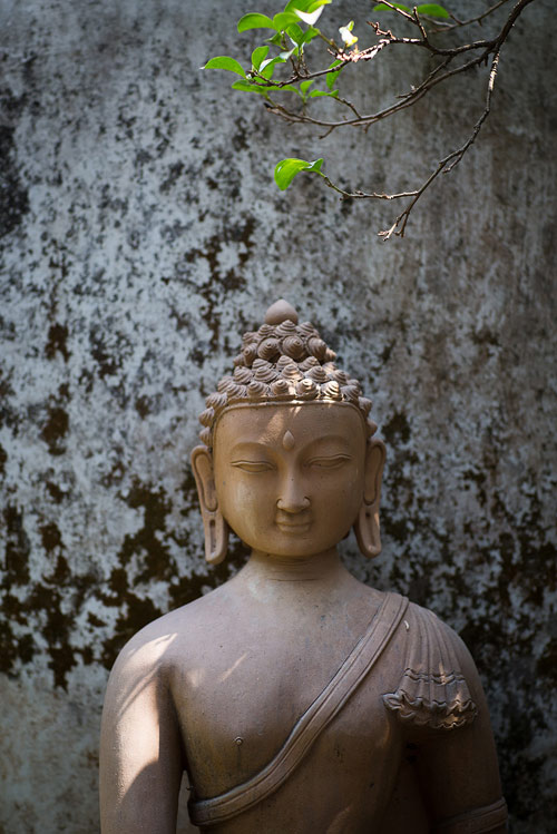 Nepalese statue
